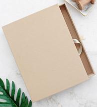 Flexi Slipcase Handmade Boxes