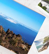 Landscape Photo Album Tips